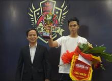 Không có đối thủ, Chim Sẻ Đi Nắng đăng quang chức vô địch GameK AoE Solo Cup 2016