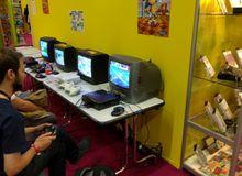 Có một khu vực đưa game thủ 'trở về tuổi thơ' ngay giữa lòng hội chợ Gamescom 2016