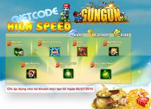 Game mobile Việt Gungun Online tặng 1000 Giftcode tri ân người chơi