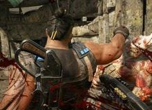 Mãn nhãn trailer Gears of War 4 mới toanh: Hai cha con cân cả bản đồ!