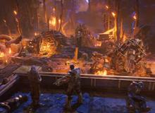 Thưởng thức 20 phút mở màn đầy khói lửa của Gears of War 4