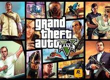 """Không có đối thủ, """"lão tướng"""" GTA V vẫn vững vàng ở ngôi vị """"vua trò chơi"""" trong ngày Black Friday"""