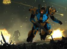 Heavy Gear Assault - Game lái robot bắn súng tuyệt đẹp sắp mở cửa