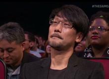 Nhà làm game lỗi lạc Hideo Kojima suýt khóc khi nhận giải thưởng bị trao muộn tới 1 năm