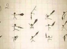 Cười ngoác miệng với bí kíp võ công Kim Dung được vẽ bởi fan kiếm hiệp Việt