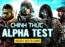 Xuất Kích quá tải ngay ngày đầu Alpha Test - CCU vượt mức 10.000 người
