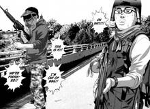 Manga zombie đình đám hiện nay I Am A Hero được dựng thành phim