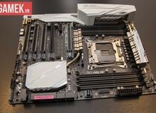 """Đập hộp bo mạch chủ Asus X99 Deluxe II - Siêu phẩm cho game thủ """"ví dày"""""""