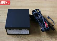 Andyson M5+ 550W - Nguồn máy tính ngon bổ rẻ cho game thủ đang muốn lắp PC chiến game