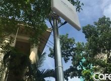 Đã dùng được Wifi miễn phí phố đi bộ Hà Nội, tốc độ tối đa 4,67 Mbps, đi quốc tế thả ga