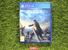 Trên tay đĩa game Final Fantasy XV đầu tiên tại Hà Nội: Sốt xình xịch