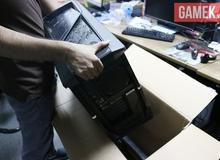 Đập hộp case máy tính 60 triệu Asus ROG GT51 tại Hà Nội: Nặng và hầm hố vô cùng