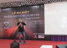 Gigabyte ra mắt GTX1080 GTX1070 custom tại Việt Nam: Xung cao, mát mẻ và rất hầm hố