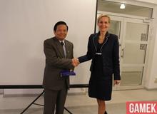Ngành công nghiệp game Việt Nam được Đại sứ Thụy Điển hết lời ca ngợi