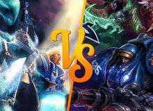DOTA 2 vs Heroes of the Storm, game nào có tạo hình nhân vật đẹp hơn?