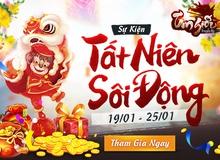 Tặng 200 Gift Code Tam Giới Truyền Kỳ trị giá hơn 1,5 triệu đồng
