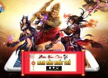 Tru Tiên Mobile cho phép người chơi hóa Tề Thiên Đại Thánh đón chào năm khỉ