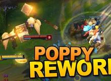 Ngỡ tưởng phế, Poppy sở hữu tỉ lệ thắng siêu khủng lên tới 60% trong tay Gosu LMHT