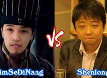 Cuối cùng thì huyền thoại AoE Trung Quốc cũng đã thua Chim Sẻ ở kèo solo Shang