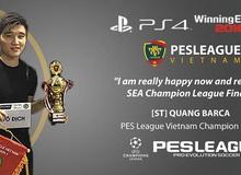 Giải vô địch PES khu vực Đông Nam Á cực khủng ấn định tổ chức tại Hà Nội