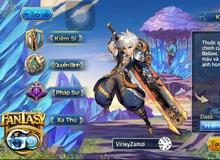 """Chơi class nào để nhanh chóng """"bá đạo"""" nhất Fantasy GO, game mobile hấp dẫn sắp ra mắt?"""