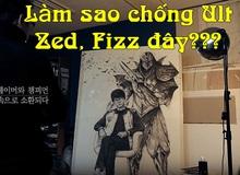 """Khăn Giải Thuật sắp """"Bó tay"""" với chiêu cuối Zed, Fizz,... gamer yêu xạ thủ, pháp sư sống sao đây?"""