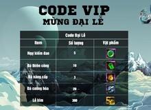 Tặng 500 Gift Code Hoa Thiên Cốt Web nhân dịp 30/04
