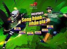 Big Update Naruto 568Play - Webgame Naruto có cánh đầu tiên tại Việt Nam