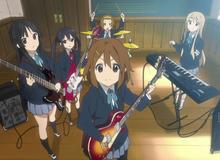 """10 bài hát tuyệt vời nhất trong anime đình đám """"K-On!"""""""