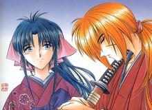 """Manga huyền thoại """"Rurouni Kenshin"""" bất ngờ có thêm hai chương ngoại truyện"""