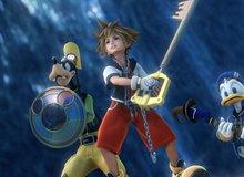 """Kingdom Hearts 3 mãi chưa ra, Square Enix phải xào lại game cũ để """"bù"""" cho fan"""
