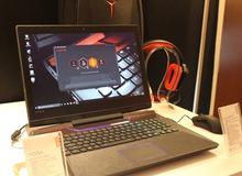 Lenovo giới thiệu siêu laptop chơi game có bàn phím cơ