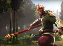 DOTA 2: Kinh hoàng với sự bá đạo của Tề Thiên Đại Thánh Monkey King trong tay các gosu