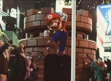 Rạo rực với trailer mới của Super Mario Run: Ai ai cũng muốn chạy theo anh chàng này ngay lập tức!