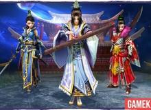 Vi Vi Nhất Tiếu Hấn Khuynh Thành - Cực đỉnh MMORPG 3D dựa theo tiểu thuyết/phim ảnh
