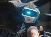 """Bé gái phát khóc khi được """"nhân vật Final Fantasy XV"""" gửi lời chúc Giáng Sinh"""