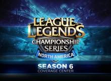 Liên Minh Huyền Thoại: Lịch thi đấu LCS Bắc Mỹ mùa Hè 2016