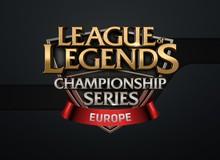 Liên Minh Huyền Thoại: Lịch thi đấu LCS Châu Âu mùa Hè 2016