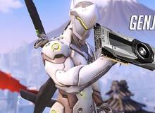 Chơi bom tấn Overwatch bằng card khủng GTX 1080, chuyện gì sẽ xảy ra?