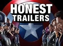 """Sự thật ít người dám nói về bom tấn """"Captain America: Civil War"""""""