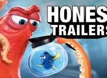 """Sự thật ít người dám nói về phim Pixar bom tấn """"Finding Dory"""""""