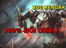 Thì ra đây chính là Lỗi Bug 100% Hồi Chiêu khiến Riot phải khóa khẩn cấp Rengar khỏi LMHT
