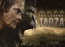 The Legend of Tarzan tung trailer, ấn định ngày ra rạp