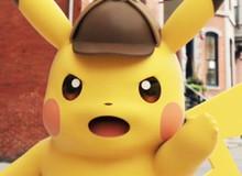 Game mới về Pikachu làm thám tử có gì ấn tượng?