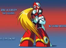Fan lại được dịp đau lòng với bộ ảnh Mega Man X tuyệt đẹp mới