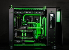 Ngắm dàn máy tính Green Lantern cực chất trị giá hơn 130 triệu đồng tại Việt Nam