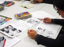 Những khó khăn ít ai biết về công việc của biên tập viên manga