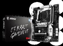 MSi giới thiệu bộ đôi mainboard mới toanh cho game thủ Việt dùng chip Xeon