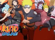 Game Naruto Online