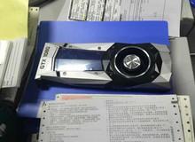 Hé lộ hình ảnh đầu tiên của GTX 1080, VGA hàng khủng sẽ ra mắt tháng 6